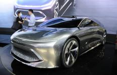 Punya Desain Futuristik, Mobil Listrik Ini Siap Bersaing dengan Tesla Model S - JPNN.com