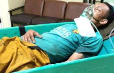 Tolong, Pak Polisi, Banyak Preman di Kramatwatu Serang, Sopir Dianiaya Sampai Kayak Begini, Sadis! - JPNN.com