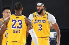 LA Lakers Terlalu Perkasa Buat Miami Heat di Gim Pertama NBA Finals - JPNN.com