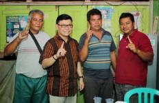 Masyarakat Suka Ngopi Bareng Ben-Ujang - JPNN.com