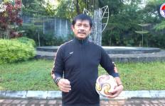 Latihan Teknik Dasar Sepak Bola ala Indra Sjafri dan Athalla Araihan - JPNN.com