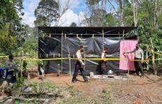 Makam Andresta Mirdayanti Akhirnya Dibongkar, Jenazahnya Diautopsi, Semoga Terungkap - JPNN.com