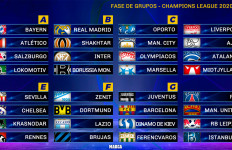 Hasil Undian Grup Liga Champions: Ronaldo Langsung Ketemu Sama Messi - JPNN.com