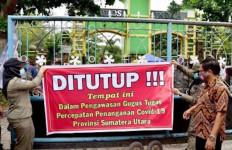 Pesta Kolam Viral di Medsos, Waterpark Ini Langsung Ditutup Satgas Covid-19 - JPNN.com