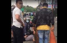 Kapolsek Dramaga Bogor Mendengar Ada yang Teriak Minta Tolong, Riuh, Lihat Fotonya - JPNN.com