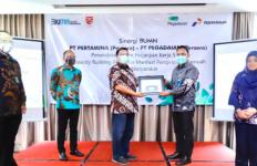 Pertamina dan Pegadaian Jalin Sinergi, Minyak Jelantah Bisa Ditukar Emas - JPNN.com