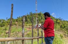 Dukung PJJ, Telkomsel Hadirkan Mobile BTS di Desa Pasiah Laweh Sumbar - JPNN.com