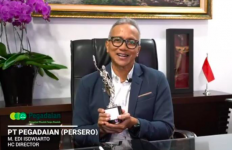Top, PT Pegadaian Raih Indonesia's Best Companies To Work for In Asia 2020 - JPNN.com