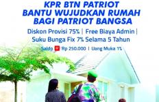 BTN Hadirkan KPR Patriot Khusus Untuk Anggota TNI - JPNN.com