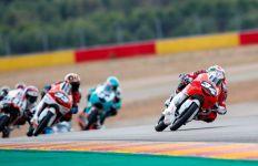 Pembalap Indonesia Persembahkan Poin Perdana di Seri Ke-6 CEV Moto3 Aragon - JPNN.com