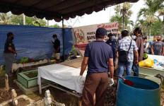 Makam Pegawai Kejari Itu Dibongkar, Taufik Hidayat Ternyata Korban Pembunuhan, Bukan Bunuh Diri - JPNN.com