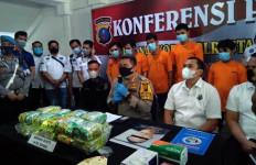 Pelaku yang Menyimpan 5 Kg Sabu-sabu di Mes Pemko Tanjungbalai Ternyata Eks Timses Wali Kota - JPNN.com