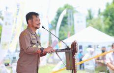 Mentan Salurkan KUR dan Asuransi Tani di Lampung - JPNN.com
