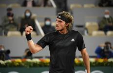 Tsitsipas Tembus 8 Besar Roland Garros 2020, Siapa Lagi yang Lolos? - JPNN.com