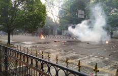 209 Demonstran di Bandung Ditangkap, dari Pelajar SMA sampai Mahasiswa - JPNN.com