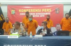 Budi Berkomplot dengan Desmol, Gasak Ponsel di Warung Padang dan Kantor J&T - JPNN.com