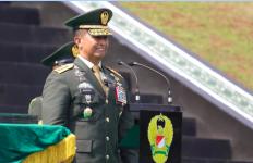 Jenderal Andika Perkasa Bertanya ke Putra Eks Petinggi Kopassus, Gabung Kesatuan Mana? - JPNN.com