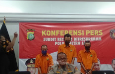 Polisi Beber Modus 4 Penadah BTS Curian yang Ditangkap di Jakarta Timur - JPNN.com