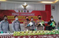 Terlibat Penyelundupan 60 Kilogram Barang Terlarang, SS Langsung Ditembak Mati - JPNN.com