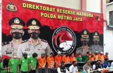 Dalam 2 Bulan Terakhir, Polda Metro Jaya Sita 66,8 Kg Sabu-sabu dan 7.380 Ekstasi - JPNN.com