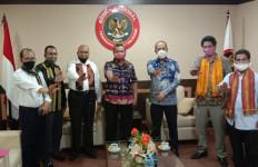 Bertemu Kepala BNPT, Komunitas Diaspora NTT di Jakarta Dorong Pendekatan Budaya untuk Cegah Radikalisme - JPNN.com