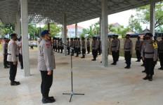Ratusan Personel Brimob Polda Sumbar Dikirim ke Jakarta, Hingga Situasi Terkendali - JPNN.com