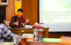 Komisi IX DPR Puji Ganjar terkait Penanganan Covid-19 - JPNN.com