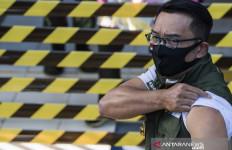 Ridwan Kamil Belum Rasakan Efek Samping Setelah Disuntik Vaksin Covid-19 - JPNN.com