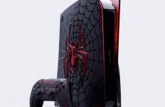 Lihat Nih Desain PS5 Spider-Man Miles Morales, Keren! - JPNN.com
