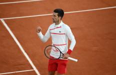 Sempat Bermasalah, Novak Djokovic Masuk 4 Besar Roland Garros 2020 - JPNN.com