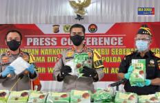 Alhamdulillah, Bea Cukai Aceh dan Polisi Gagalkan Penyelundupan 60 Kg Sabu-sabu - JPNN.com