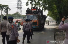 Terluka Saat Mengamankan Demo, Kini 6 Polisi dan 3 Anggota TNI Dirawat di RS - JPNN.com