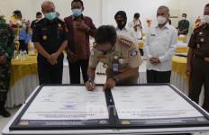 Bea Cukai Mataram Canangkan Zona Integritas Menuju Wilayah Bebas dari Korupsi - JPNN.com