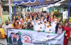 Blusukan ke Kampung Pradan Indah, Mujiaman Serap Aspirasi Warga - JPNN.com
