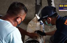 Bea Cukai Gagalkan Peredaran Ratusan Ribu Barang Ilegal di Empat Wilayah - JPNN.com
