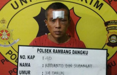 Enam Bulan Buron, Rodianto Ditangkap saat Pulang ke Rumah, Kakinya Langsung Ditembak Satu Kali - JPNN.com