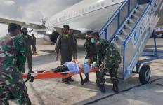 Peneliti UGM dan Anggota TNI Korban Penembakan KKSB Dievakuasi ke Jakarta - JPNN.com