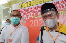 Tolak Ciptaker, Buruh di Medan Pilih Dukung Rival Menantu Presiden Jokowi - JPNN.com