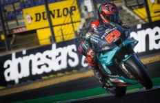 Klasemen MotoGP 2020 Setelah Balapan Basah di Le Mans - JPNN.com