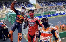 6 Pembalap jadi Korban Balapan Basah MotoGP Prancis, Lihat Hasil Lengkapnya di Sini - JPNN.com