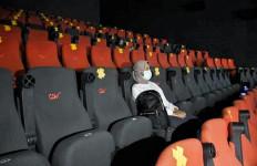 PSBB Transisi Jakarta, Bioskop Boleh Buka Lagi - JPNN.com