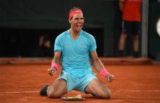 Seperti Monster, Nadal Pukul Djokovic 3 Set Langsung di Final Roland Garros 2020 - JPNN.com