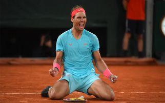 Seperti Monster, Nadal Pukul Djokovic 3 Set Langsung di Final Roland Garros 2020