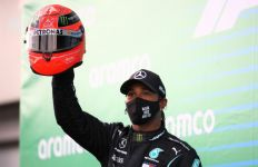 Lewis Hamilton Menyamai Rekor Milik Michael Schumacher - JPNN.com