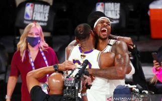 LA Lakers Juara NBA 2020, Pujian Khusus Mengalir ke Pebasket Ini