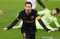 Ucapan Puyol Ini Cuma Klaim atau Benar Keinginan Messi ya? - JPNN.com