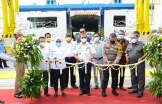 PT PP Tuntaskan Pembangunan Dermaga IV Pelabuhan Penyebrangan Merak-Bakauheni - JPNN.com