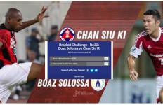 Boaz Solossa dan Chan Siu Ki Bertarung dalam Gol Terbaik Piala AFC - JPNN.com