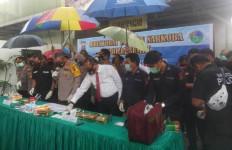 Bawa 8,3 Kg Sabu-sabu dari Tanjungbalai ke Medan, Aseng Ditangkap, Iwan Ditembak Mati - JPNN.com