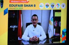 Tiga Menteri Memotivasi Para Siswa pada Acara Penutupan Edufair SMAN 8 Jakarta - JPNN.com
